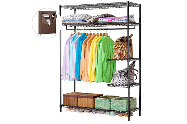 10 Best Portable Clothes Closets and Organizers Reviews in 2019 - Top10Focus