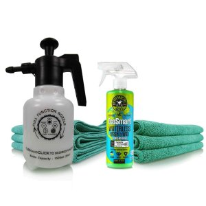 Chemical Guys HOL401 Eco Friendly Drought-Buster Waterless Car Wash & Wax Kit