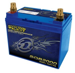 Soundquest SQB2000 Power Battery AGM Design