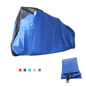 Top-Spring Large Bike Cover 2 Layer Waterproof Outdoor Tear Resistant Windproof Bicycle Cover for Mountain Bike