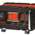 BLACK+DECKER BC15BD 15 Amp Bench Battery Charger