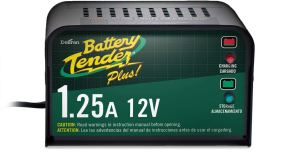Battery Tender Plus 021-0128 Amp Battery Charger