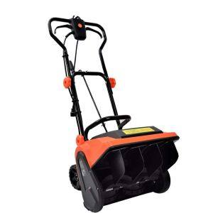 EJWOX Electric Snow Thrower Amp 16-Inch Corded Snow Blower