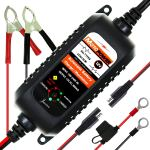 MOTOPOWER MP00205A 12V 800mA Fully Automatic Battery Charger