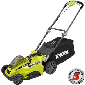 Ryobi 16 inches 40-Volt Cordless Electric Lawn Mower