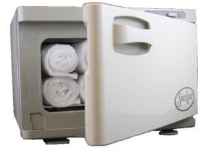 Spa Luxe Mini Hot Towel Cabinet Towel Cabi