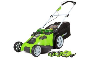 10 Best Electric Lawn Mower and Battery Review in 2019