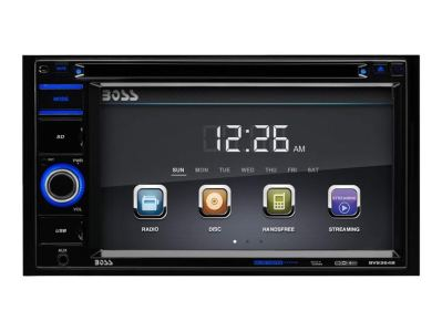BOSS Audio BV9364B Double-Din Touch Screen Car Stereo