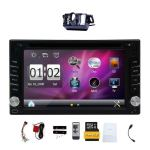 EinCar Double DIN Touch Screen Car Stereo