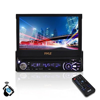 Pyle Premium 7-inch Touch Screen Car Stereo