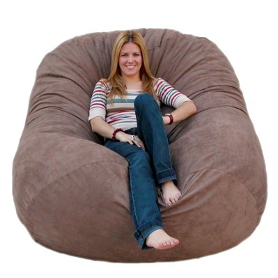Cozy Sack 6 Ft Bean Bag Chair
