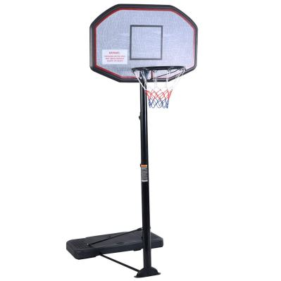 Giantex 10FT Portable Basketball Hoop Adjustable Height 43