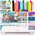 Silhouette Cameo 3 Bluetooth Bundle with 12x12 Sheets of Oracal 651 Vinyl