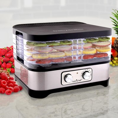 Multi Tier Food Dehydrator Machine