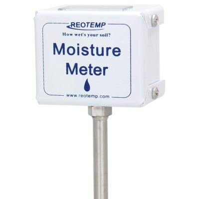 REOTEMP Garden and Compost Moisture Meter