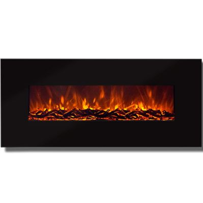 Best Choice Products 50 Electric Wall Mounted Fireplace
