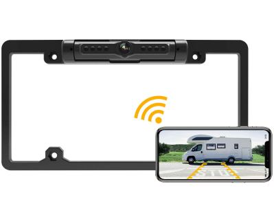 FOOKOO Wireless Backup Camera