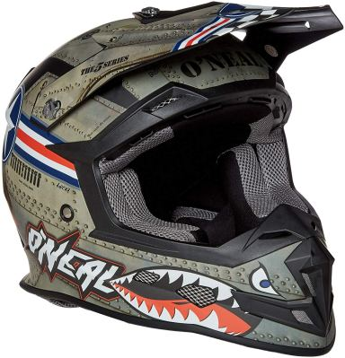 ONeal 5 Series Unisex-Adult Wingman Full Face Helmet