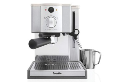 Breville ESP8XL Cafe Roma Stainless Espresso Maker Review