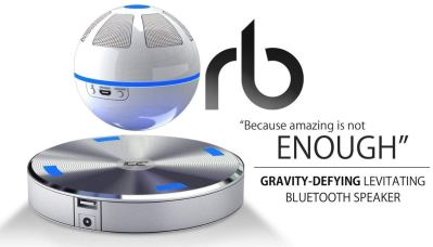 Floating Wireless Portable Bluetooth Speaker
