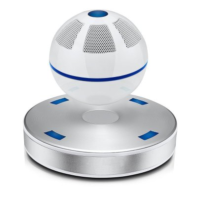 SainSonic SS-01 Portable Wireless Bluetooth Floating Levitating Maglev Speaker