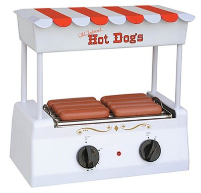 Nostalgia HDR-535 Hot Dog Roller
