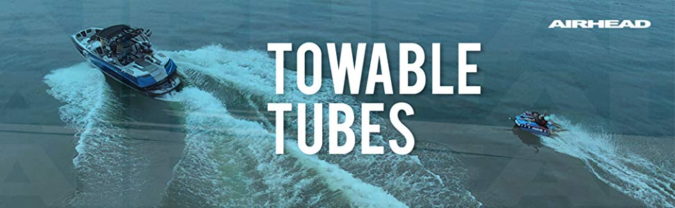 Airhead Mach Towable Tube Review