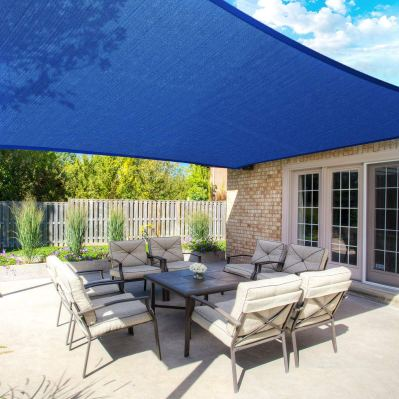 MOVTOTOP Sun Shade Sails Rectangle Canopy