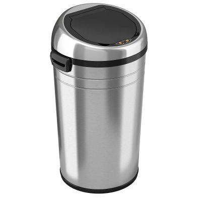 iTouchless 23 Gallon Commercial Size Touchless Sensor Trash Can