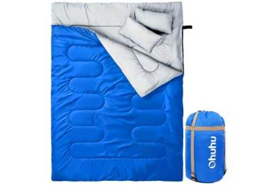 10 Best Sleeping Bags Review in 2019