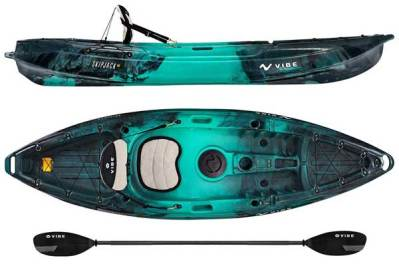 6 Best Vibe Kayaks Reviews & Buying Guide in 2019