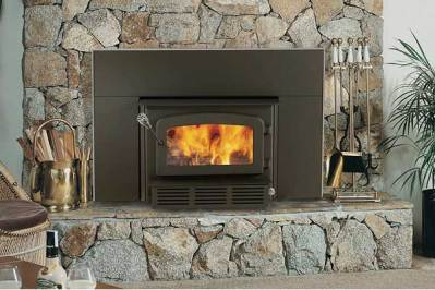 4 Best Wood Burning Fireplace Inserts in 2019