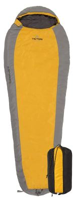 TETON Sports TrailHead Ultralight Mummy Sleeping Bag
