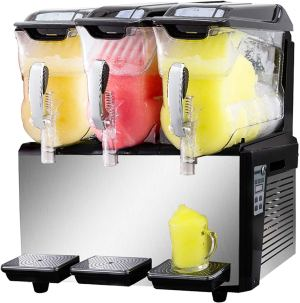 VBENLEM 110V Slushy Machine