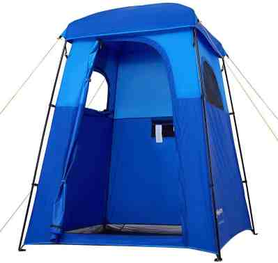 KingCamp Oversize Outdoor Camping Dressing Changing Room Shower Privacy Shelter Tent