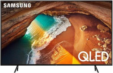 Samsung QN82Q60RAFXZA Flat 82 QLED 4K Q60 Series Ultra HD Smart TV