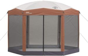 Coleman Screened Canopy Tent