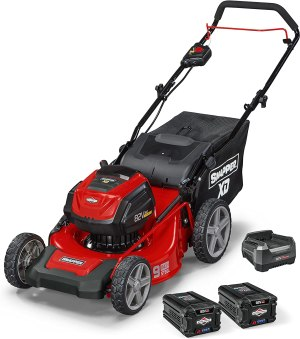 Snapper XD 82V MAX Cordless Electric 19-Inch Lawn Mower Kit