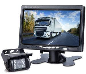 DVKNM Upgrade Backup Camera Monitor Kit