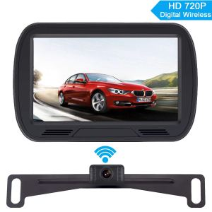 Yakry HD Digital Wireless Backup Camera System
