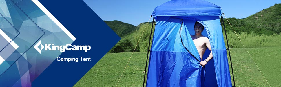 KingCamp Shower Privacy Shelter Tent