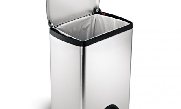 Top 10 Stainless Steel Trash Cans of 2017