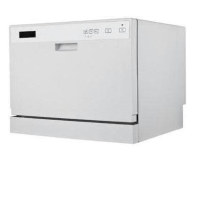 7. Midea Countertop Dishwasher