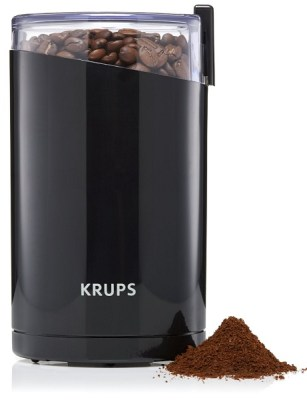 1. KRUPS F203 Electric Spice and Coffee Grinder