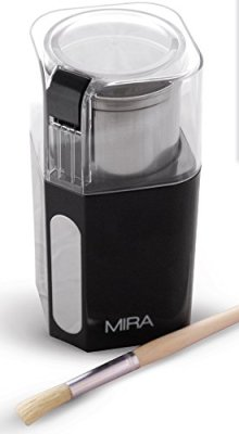 9. MIRA Electric Spice and Coffee Grinder