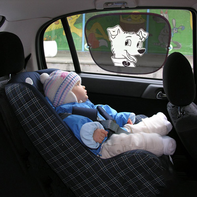 Top 10 Best Car Sun Shades For Kids Of 2017 Best Top Reviews
