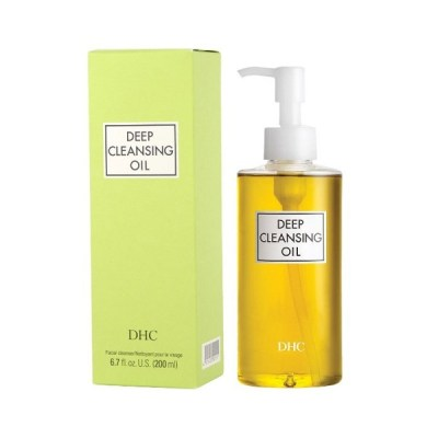 1. DHC Deep Cleansing Oil