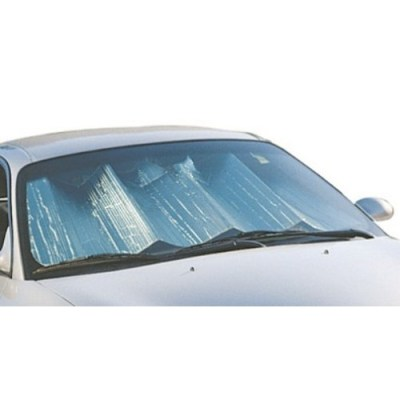 10. Auto Expressions Max Reflector Jumbo Accordion Shade