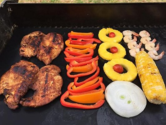 7 BBQ Grill Mat Baking Mat