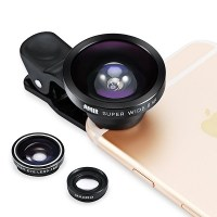 1. Amir 3-in-1 Fisheye Lens